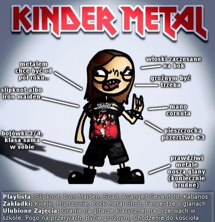 Kinder Metal