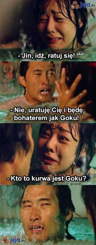 Goku? Nie znam
