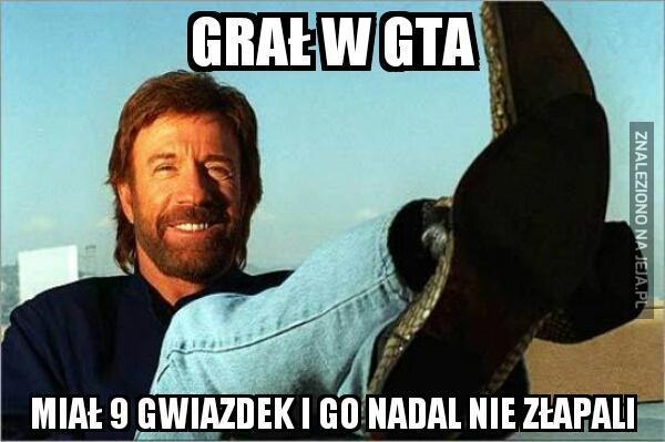 Po prostu Chuck Norris