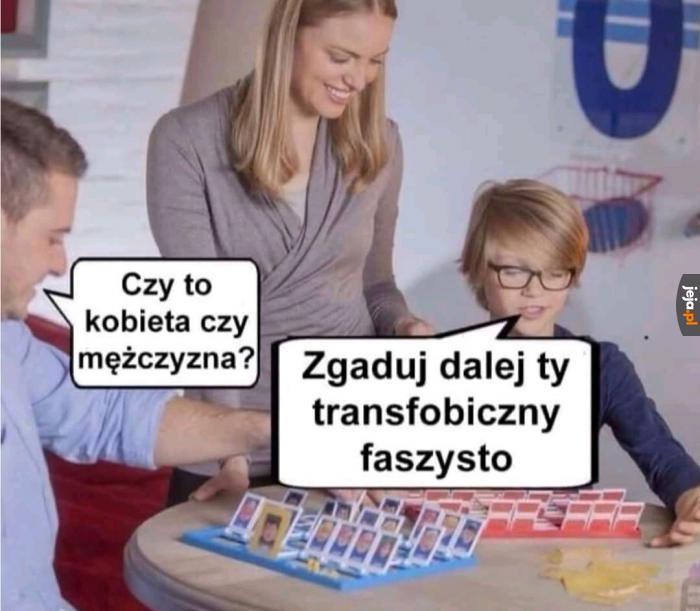 Nie ma jak miła rodzinna gra