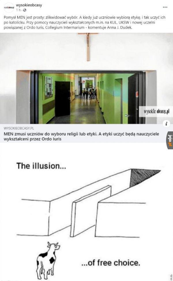 Iluzoryczny wybór
