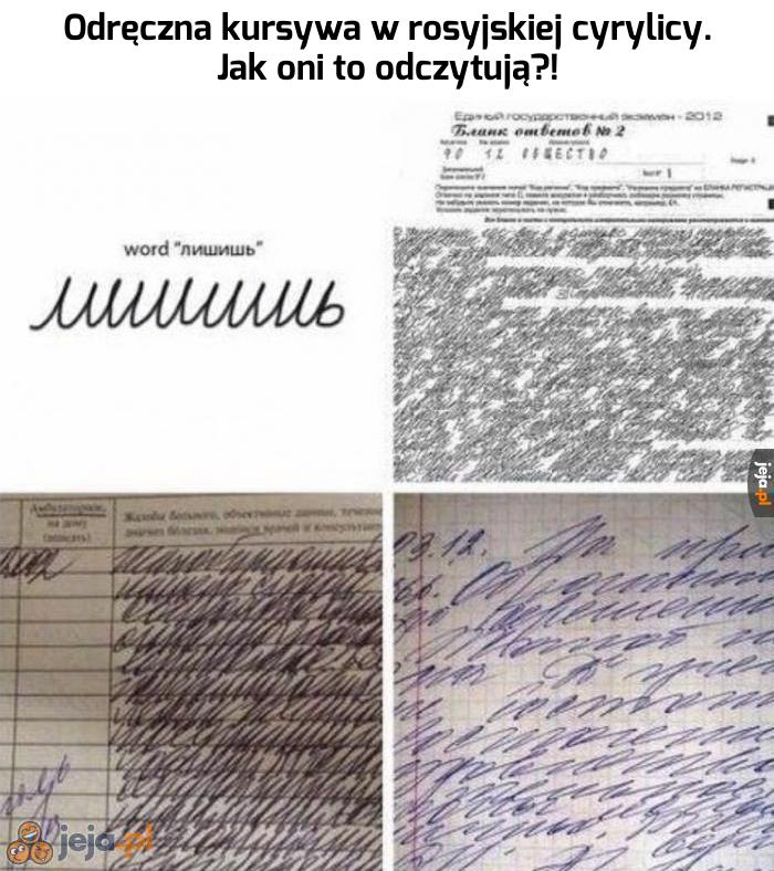 A rosyjski lekarz na to...