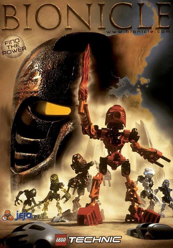 Bionicle - Znasz to?