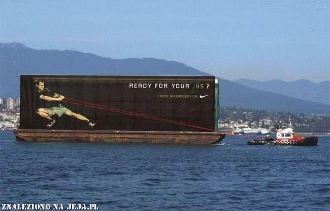Reklama Nike