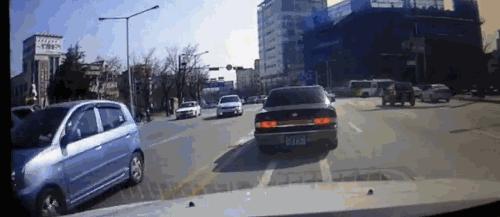To się nazywa stracić panowanie nad samochodem