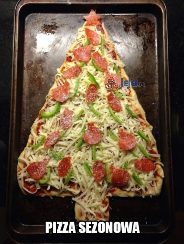 Pizza sezonowa