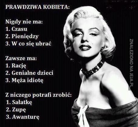 Prawdziwa kobieta