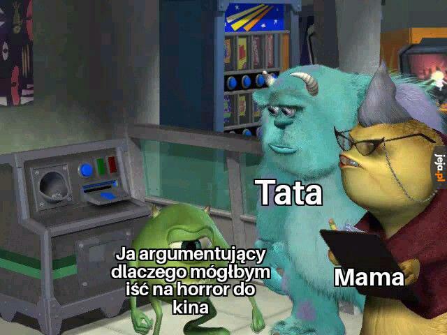 Mamo, no weź!