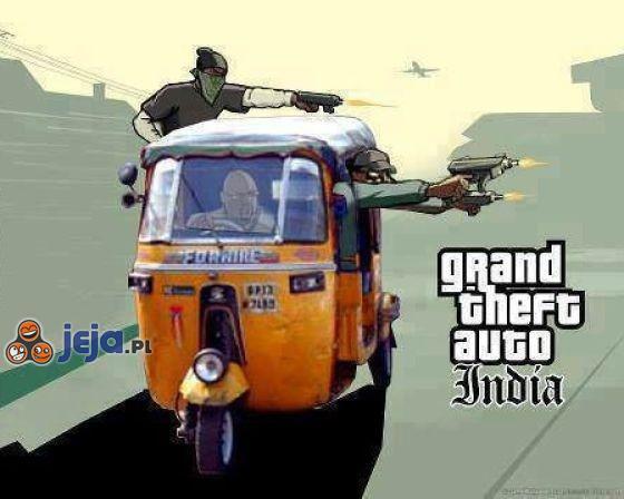 GTA wersja indyjska