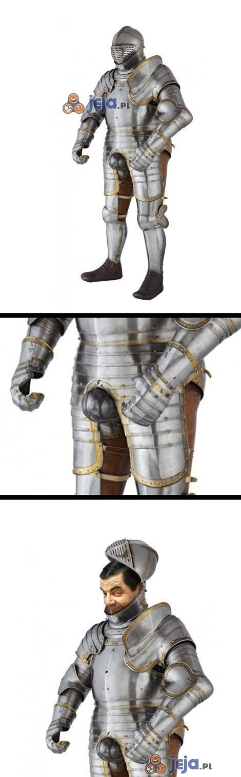 Zbroja Henryka XVIII