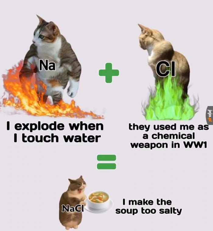 Chemia z kitku