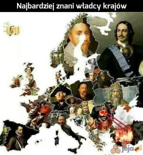 Panowie Europy