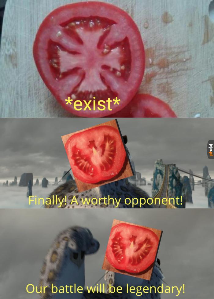 Walka, w której ketchup będzie lał się strumieniami