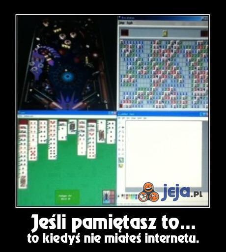 Jeśli pamiętasz te gry...
