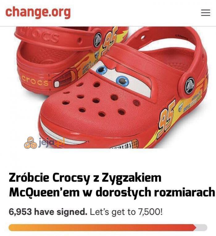 Ta petycja naprawdę istnieje