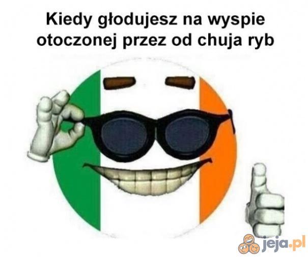 Irlandia taka jest
