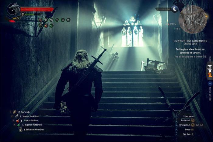 Gameplay z najnowszego Wiedźmina ujawniony