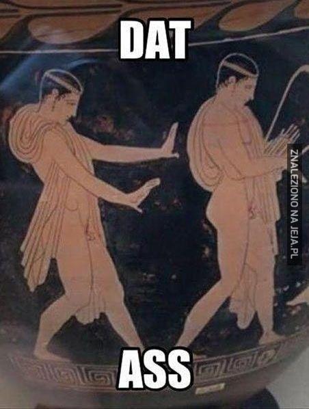 Nawet w starożytności