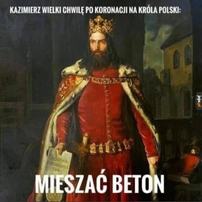 Wiadomo, jaką Polskę zastał, a jaką  zostawił