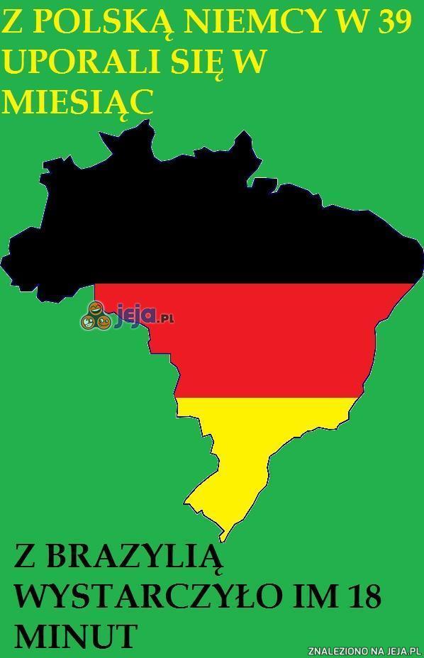 Niemcy w Brazylii