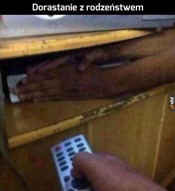 Walka o telewizor
