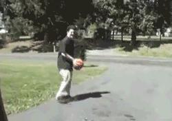Za biały, by grać w koszykówkę