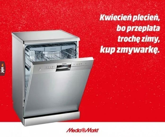 Reklamy w MediaMarkt