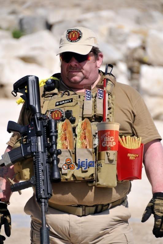 Żołnierz McDonalda