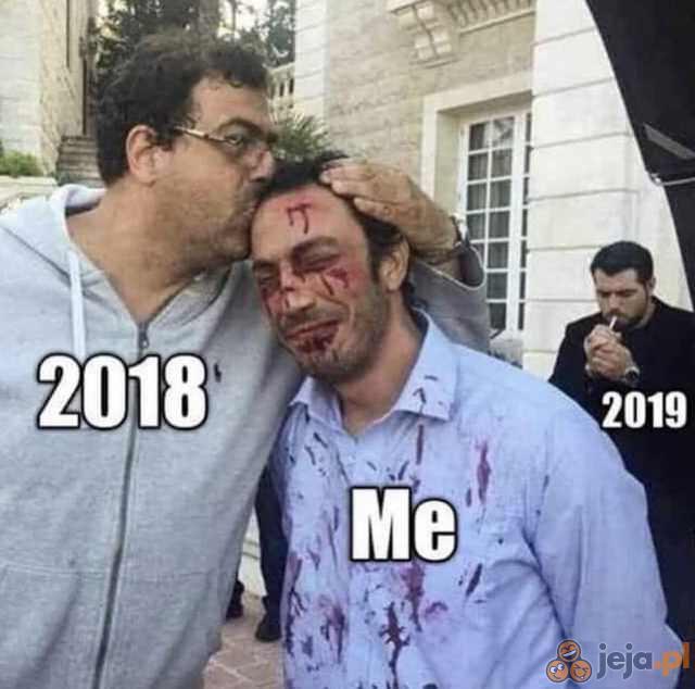 Kolejny rok