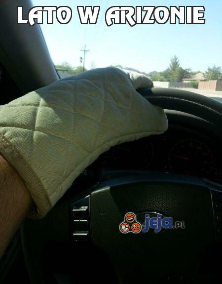 Lato w Arizonie