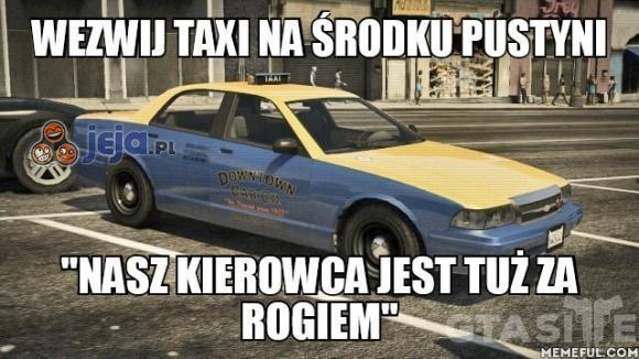 Najlepsza firma taksówkarska