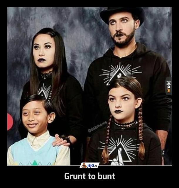 Grunt to bunt