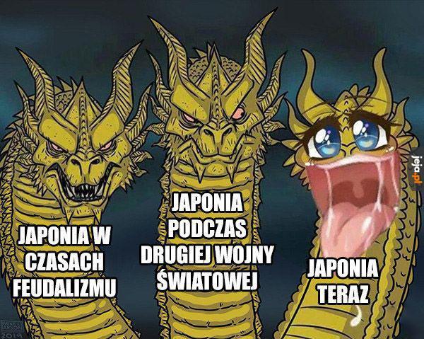 Dzieje Japonii