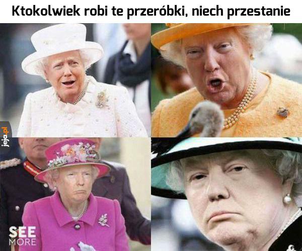 Królowa Trump