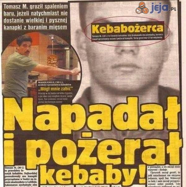 Kebabożerca