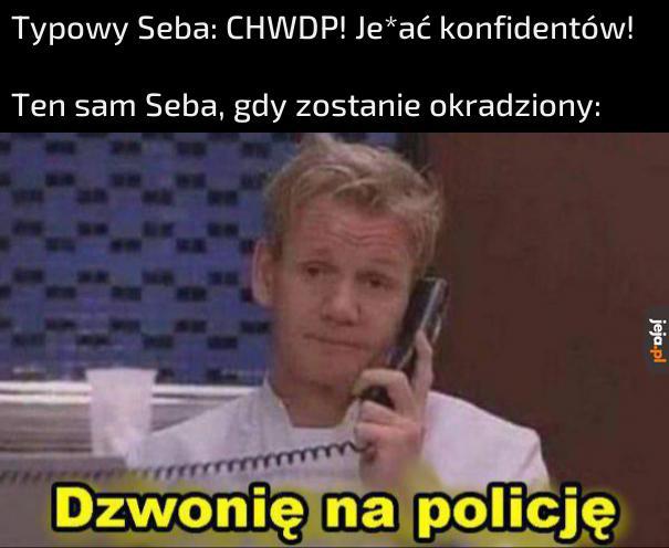 Dzwoni z kradzionego telefonu