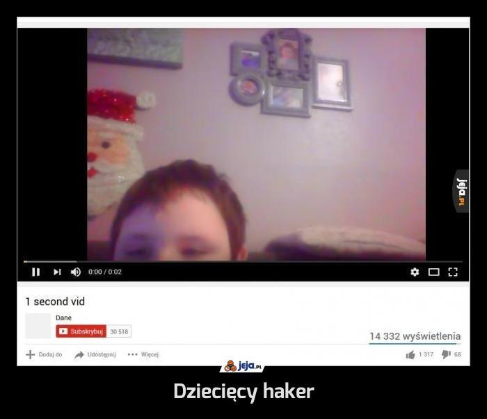 Dziecięcy haker