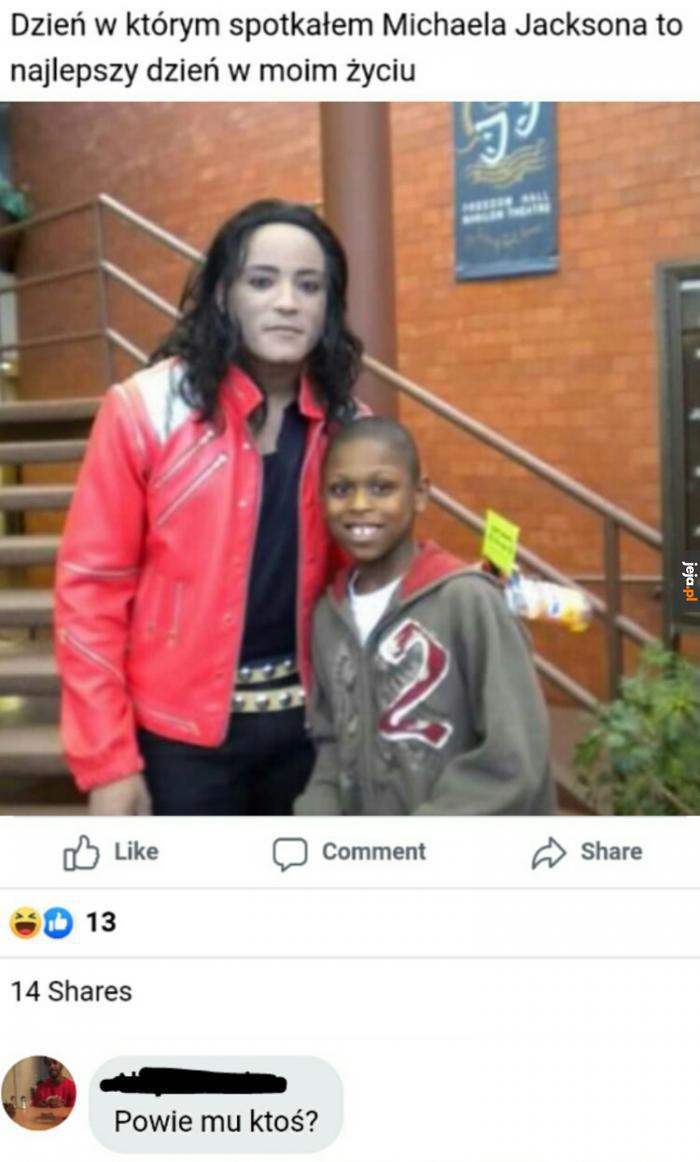 Szkoda rozczarować dzieciaka