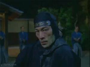 Ninja fail