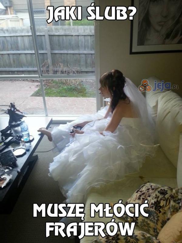 Jaki ślub?