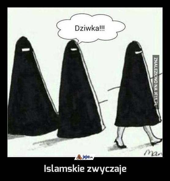 Islamskie zwyczaje