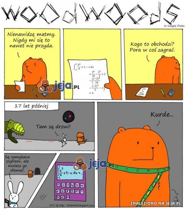 Na co komu matematyka?