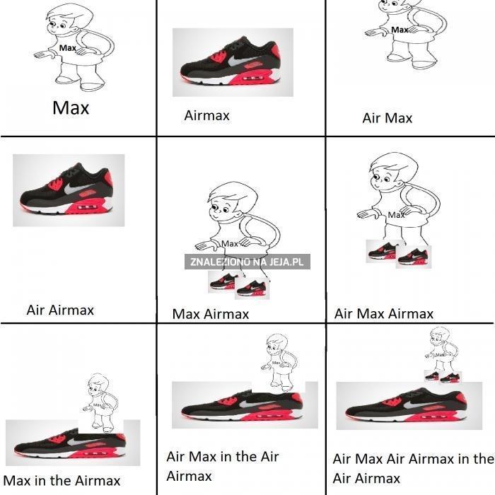 Airmaxocepcja