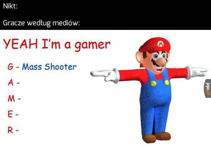 Mario to terrorysta