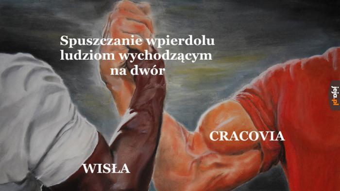 Witamy w Krakowie