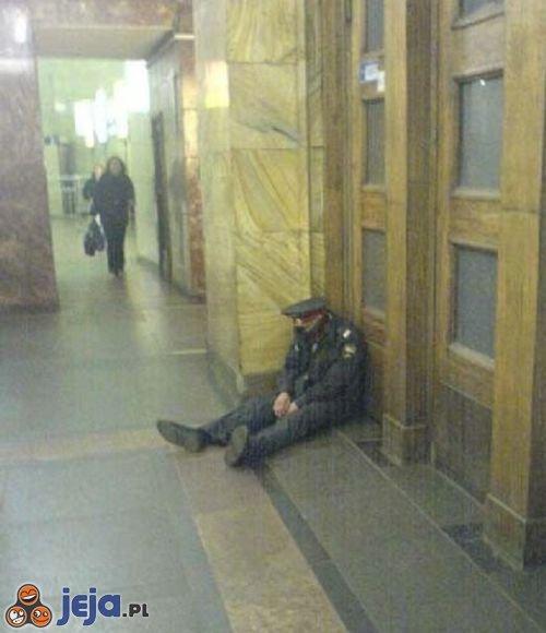 Szalona, rosyjska ochrona