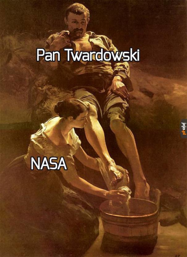 """""""A, Twardowski, witaj bracie""""!"""