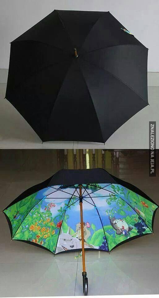 Oryginalna parasolka