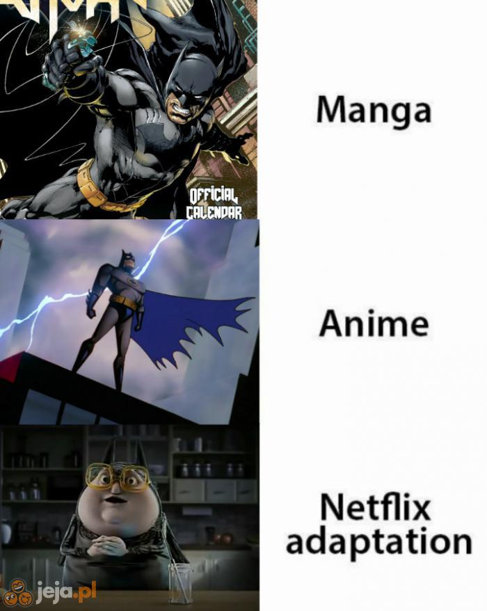 Najlepszy spośród Batmanów