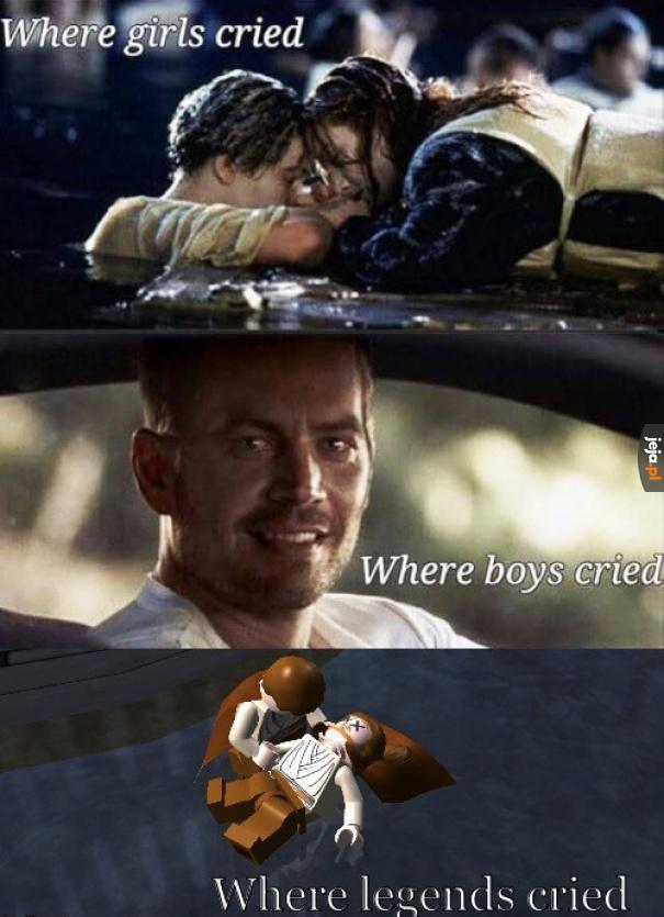 Wszyscy na tym płakali